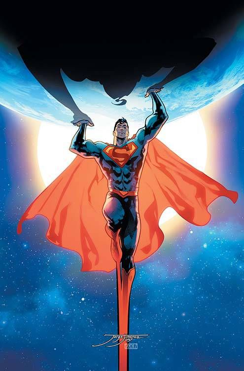 Superman Rebirth - Jorge Jimenez
