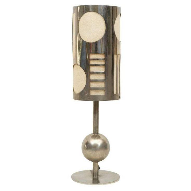 art deco table lamp designed by karl hagenhauer - Modern Table Lamp