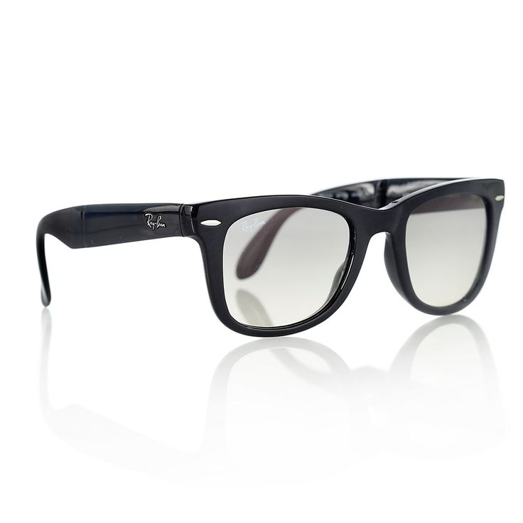 ray bans sunglasses debenhams  ray ban black folding chunky d frame sunglasses at debenhams