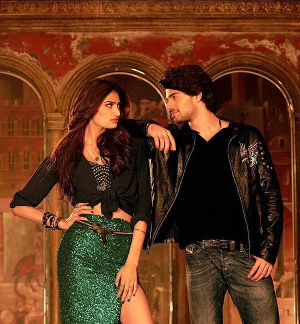 Athiya shetty & Sooraj pancholi #hero