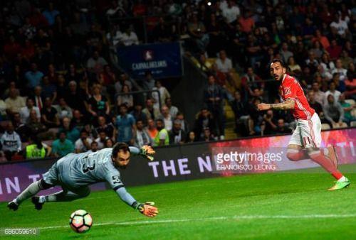 05-20 Benfica's Greek forward Konstantinos Mitroglou ®... #portomantovano: 05-20 Benfica's Greek forward Konstantinos… #portomantovano