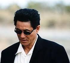 Takeshi Kitano in Yakuza movie (Japanese gangster movie)