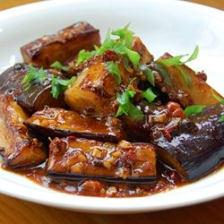 Spicy Sichuan Eggplant - Would be great with #Emerils sauces http ...