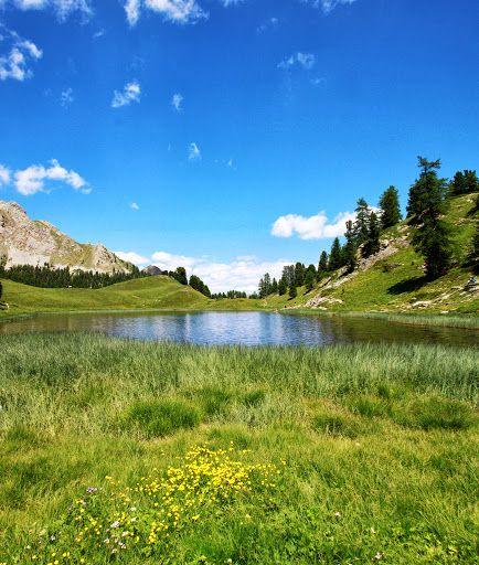 17 meilleures images propos de parc du queyras hautes for Lac miroir queyras
