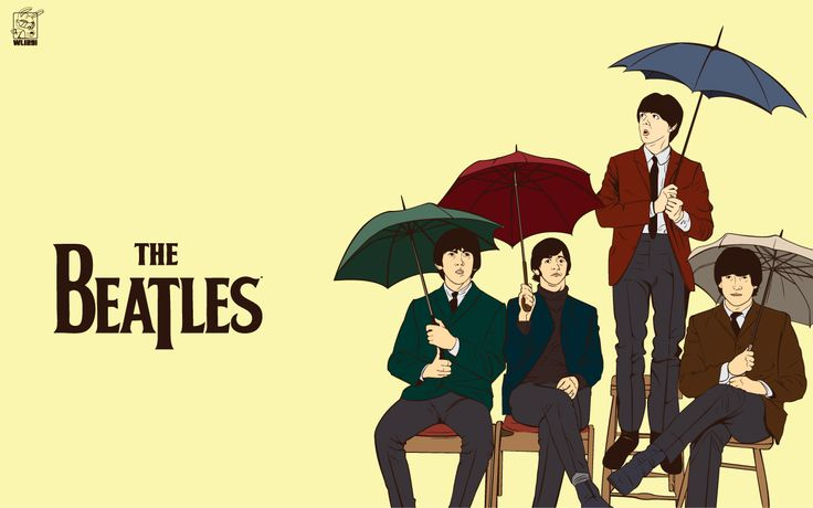 The Beatles wallpapers | The Beatles background - Page 3