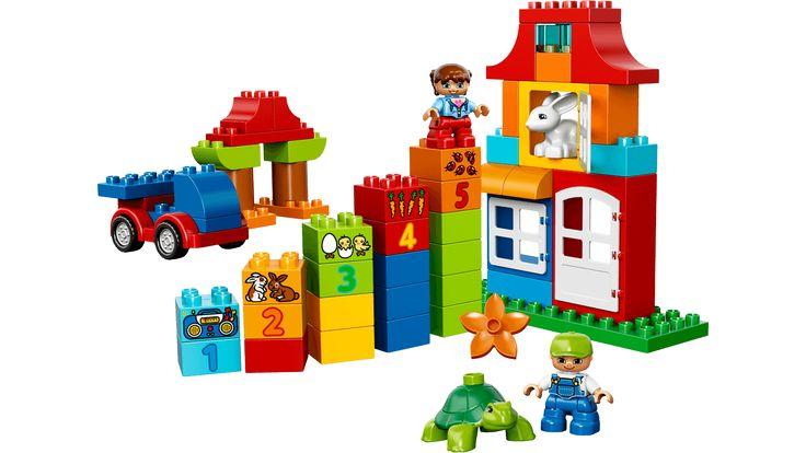 Pudełko pełne zabawy LEGO® DUPLO®