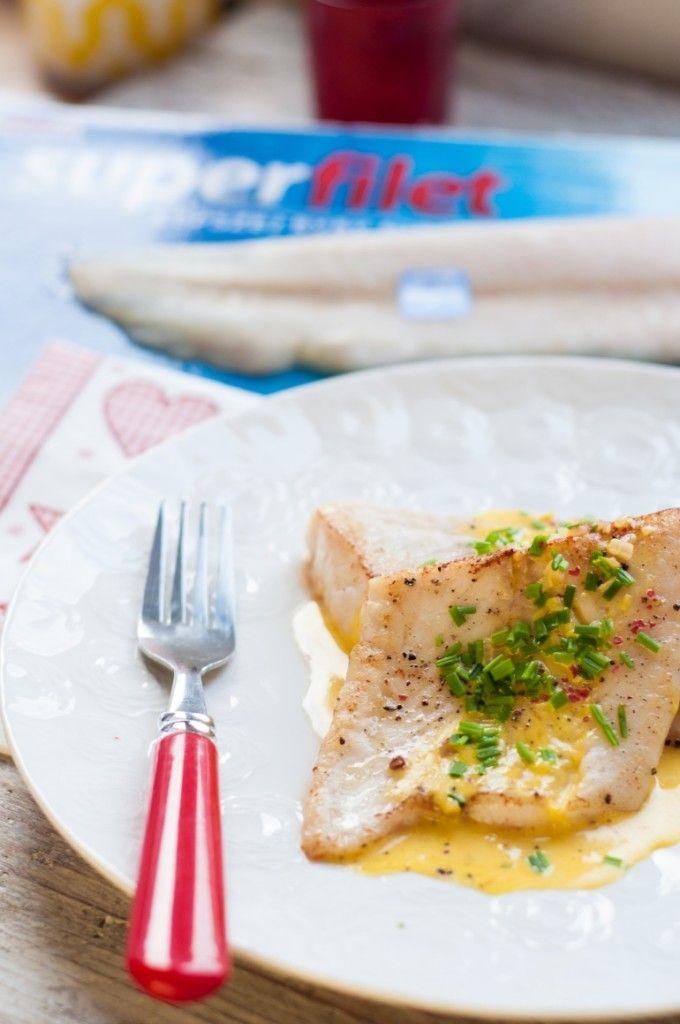 Przepis na rybę w sosie berneńskim
