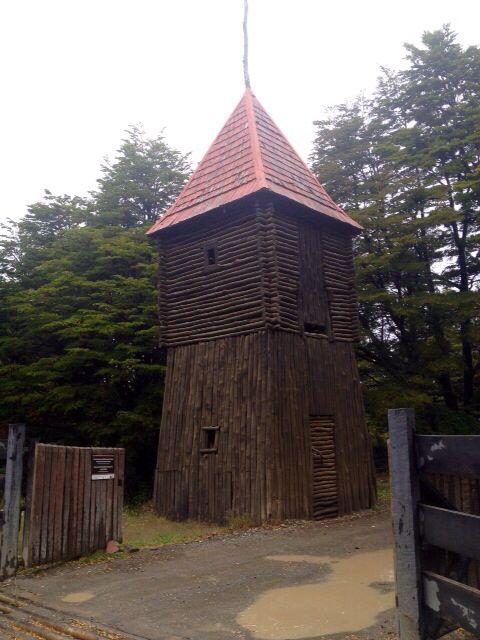 Fuerte Bulnes. Punta Arenas, Chile