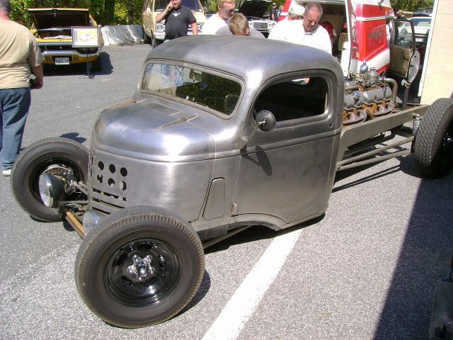 Where can you purchase classic cars that have been turned into hot rods?