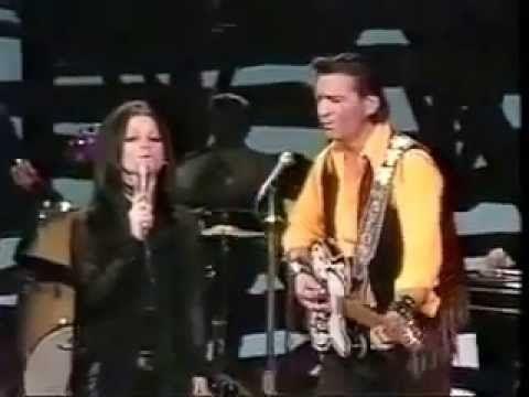 Waylon Jennings and Jessi Colter | waylon jennings and jessi colter live i ain t the one waylon and jessi ...