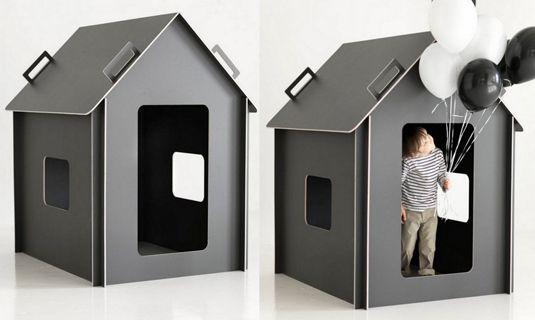 Maja*, het ultieme speelhuisje met een designtouch