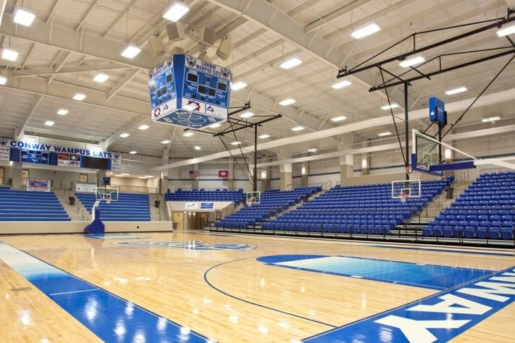 This is a high school gym i think we should have