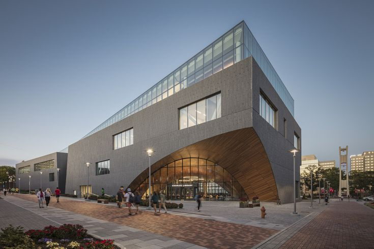 Gallery of Charles Library at Temple University / Snøhetta – 3
