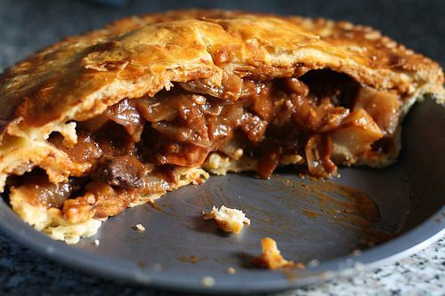 Amazing Steak & Onion Pie – 3 syns Only