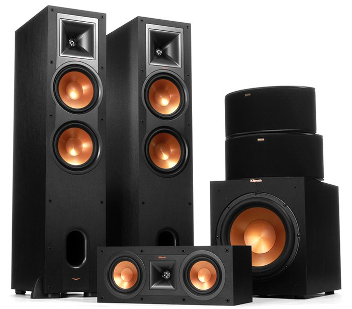 klipsch powered speakers. klipsch new reference series speakers powered