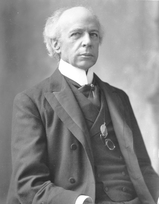 Sir Wilfrid Laurier (1841 – 1919) was born in Saint-Lin, Canada East. He was the 7th Prime Minister of Canada (1896 to 1911). Canada's first francophone prime minister, Laurier is often considered one of the country's greatest statesmen. He is well known for his policies of conciliation, expanding Confederation, and compromise between French and English Canada.