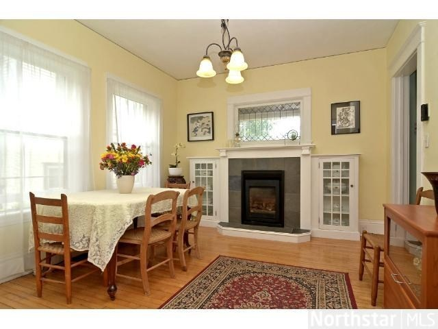 Gas fireplace under piano window.   Fireplaces   Pinterest ...