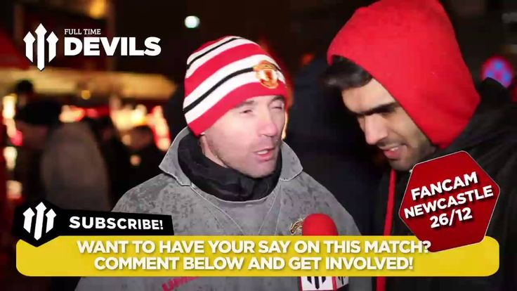 Manchester United fan calls for Van Gaal to sign up Radamel Falcao after Newcastle win [Video]