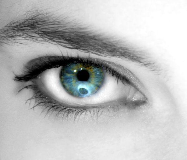 eye by ~baymess on deviantART: Amazing Eye