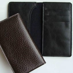 Leather iPhone wallet | Leather iPhone Case | Superb Cases New Zealand made