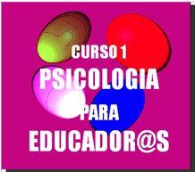 Psicologia para Educadores. Formacion y Cursos | Cursos educacion, integracion, trabajo social