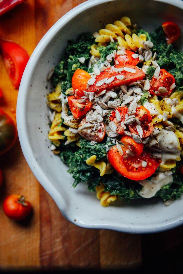 This Rawsome Vegan Life: CREAMY VEGAN MAC + CHEESE with OTHER GOOD STUFF