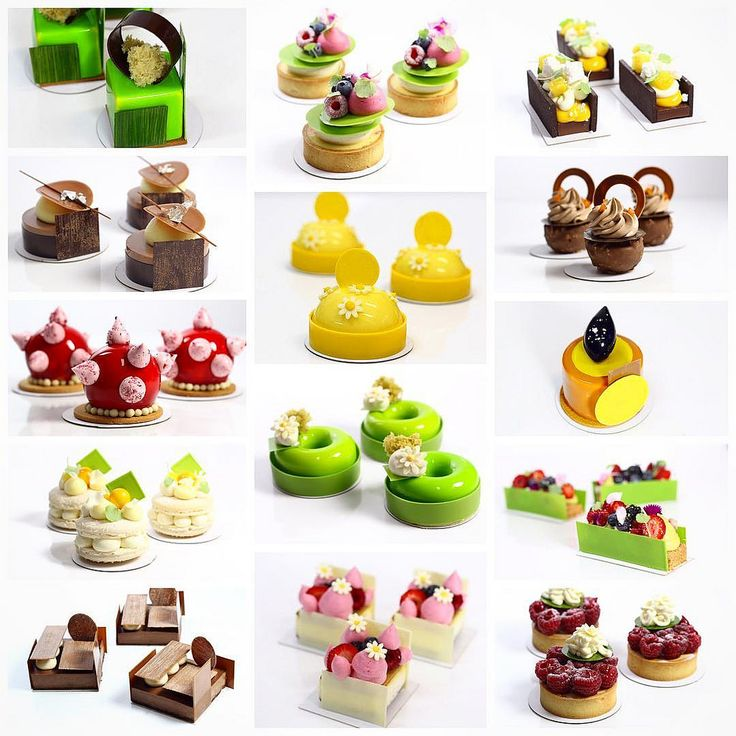 https://flic.kr/p/EwjgfS   Some of my favorite petits gateaux and tarts from my…