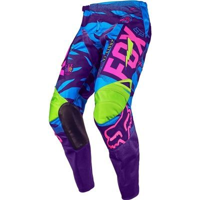 Buy the Fox Racing 2016 180 Vicious SE Pants Blue and the entire Fox Racing 2016 Offroad Collection available at Motocross Giant with Fast Free Shipping and the Lowest Prices available online!