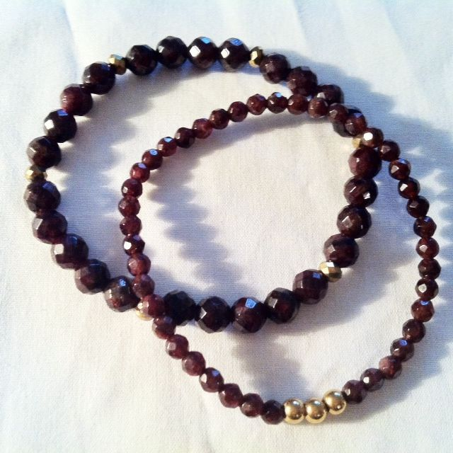 Garnet: strength and stability