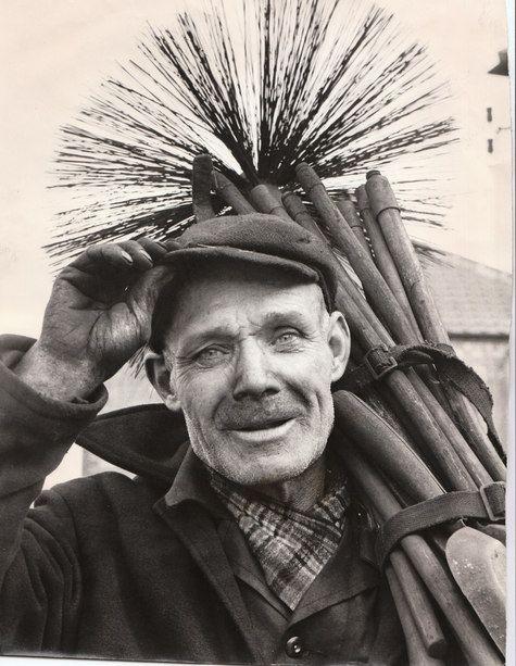 17 Best Images About Vintage Chimney Sweep On Pinterest