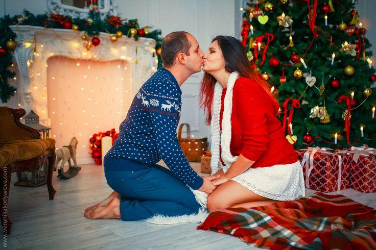 www.veronikakotlyarova.com Family Photoshoot Photo  Love Story New Year Photoshoot Новогодняя Фотосессия: Аида и Илья
