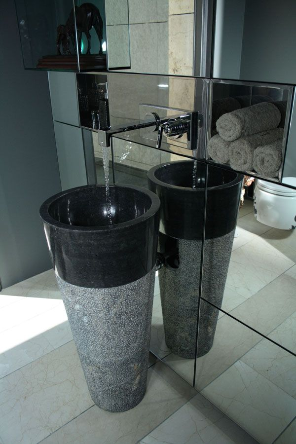 38 best free standing basin images on bathroom