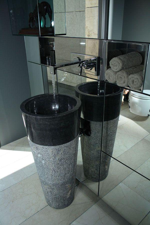 38 best free standing basin images on pinterest bathroom ideas basins and room. Black Bedroom Furniture Sets. Home Design Ideas