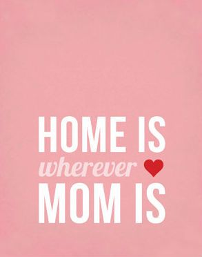 Home is wherever Mom is #mom #mothersday #pandorajewelry