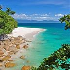 Cairns Info.com - 3 Night Reef & Island Fun - Cairns Australia - Fitzroy island 3 nights - $1100 with outer reef cruise