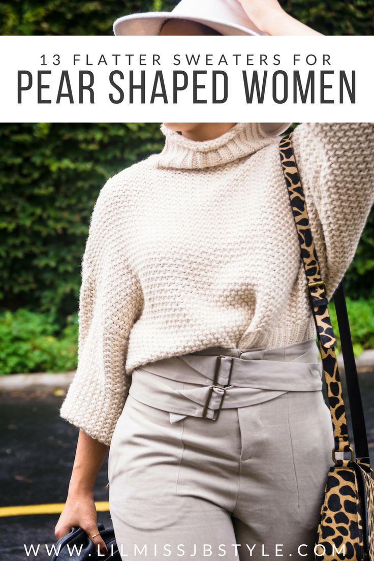 flattering sweaters for pear shaped women // chic fall outfit for women in their 20s, causal work outfit for women in their 20s, oversized fall sweater outfit