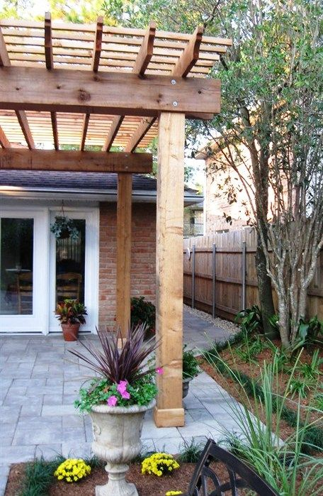 Add a breathtaking pergola to your deck