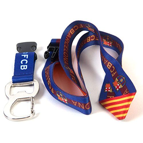 F C Barcelona Lanyard Bottle Opener Wh Bags Wallets And Luggage Car And Motorbike