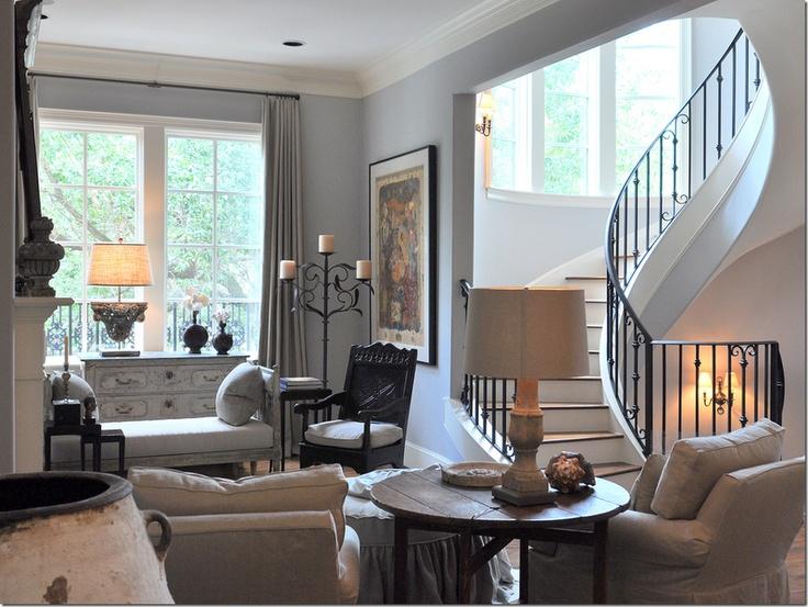 Cote de Texas A Ginger Barber Designed Townhouse & 118 best Formal Living Rooms images on Pinterest | Living room ...