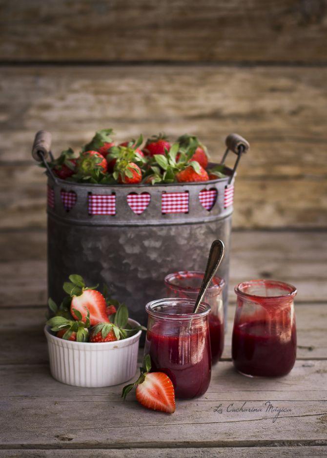 Mermelada de fresa | La Cucharina Magica