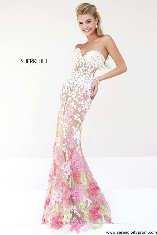 Sherri Hill 11134 prom dress