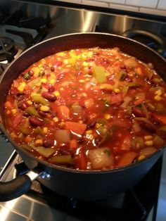 Vegetarian Chili- Fat Smash Diet Phase 1 Recipe - Food.com