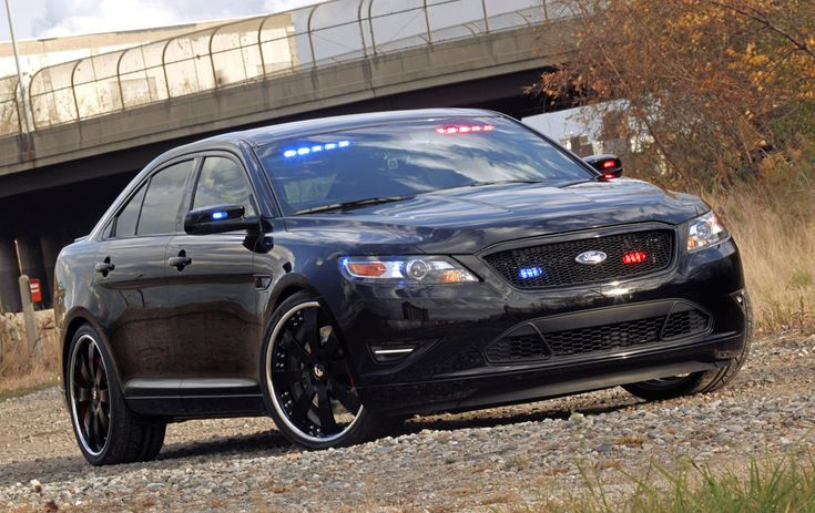 ford police interceptor 2014 | 2010 Stealth Ford Taurus Police Interceptor Concept