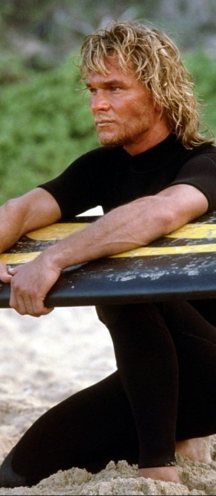 Point Break (1991) Patrick Swayze...Bodhi
