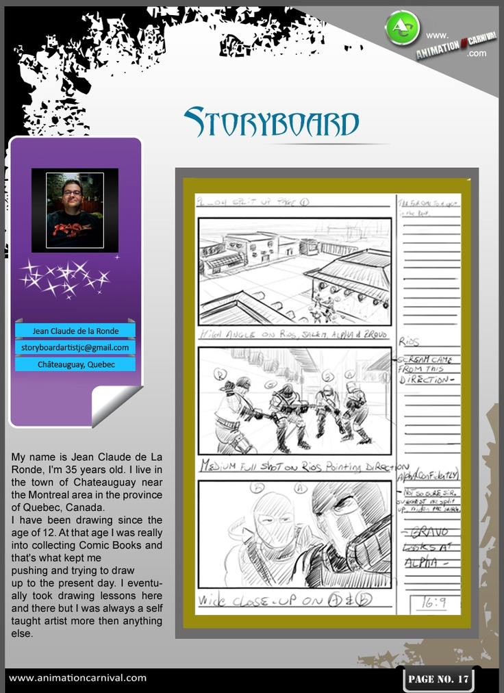 Best Storyboards Images On   Storyboard Filmmaking