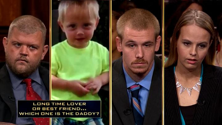 Judge Lauren Lake's Paternity Court TV Show: Mon-Fri