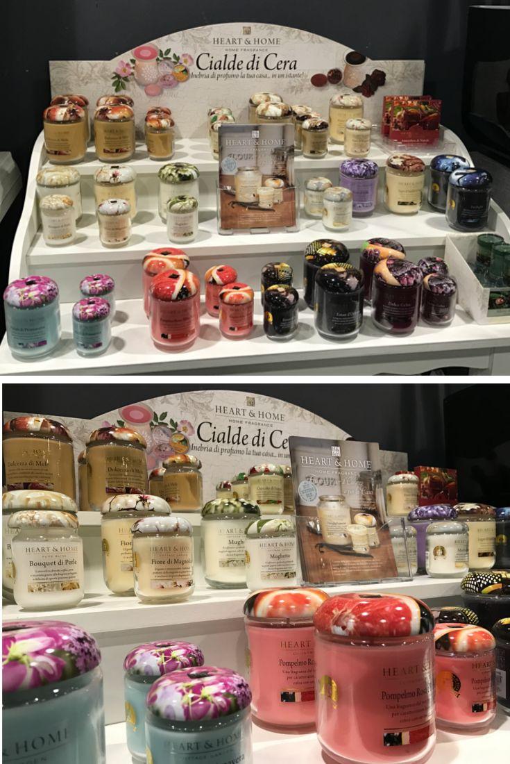 Profuma la tua casa con le fragranze di  #Fiorito! Candele profumate per tutti i gusti!