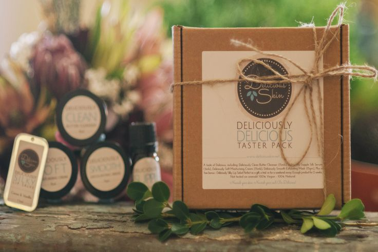 A taste of Delicious featuring one of everything from our amazing range! Perfect as a gift, a trial or for a weekend away. Enough product to last for up to 2 weeks.