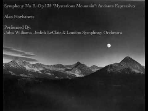 Mysterious Mountain (Andante Espressivo) - Alan Hovhaness