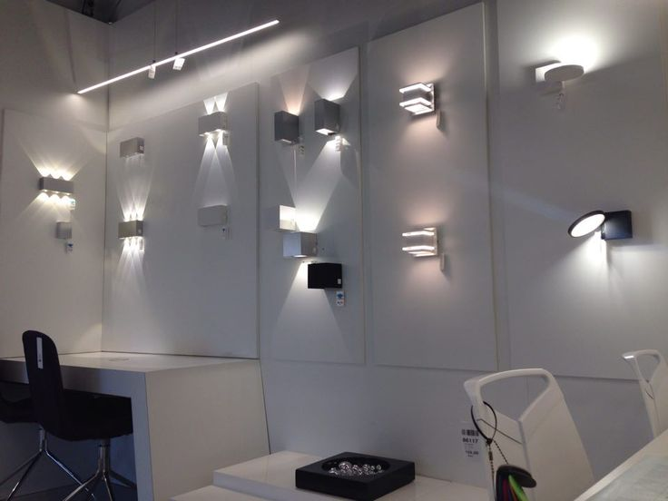 Showroom winkel interieur verlichting led led for Led verlichting interieur